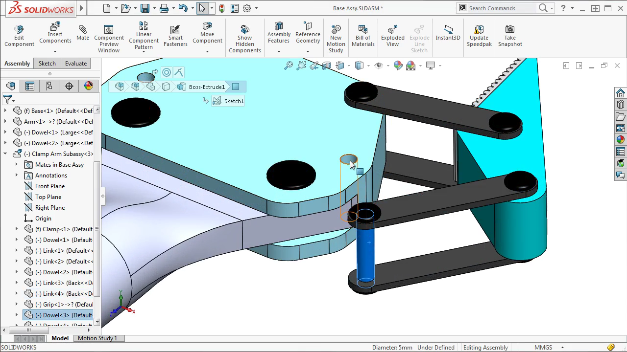 SolidProfessor | SOLIDWORKS 2017 Essentials for Parts and