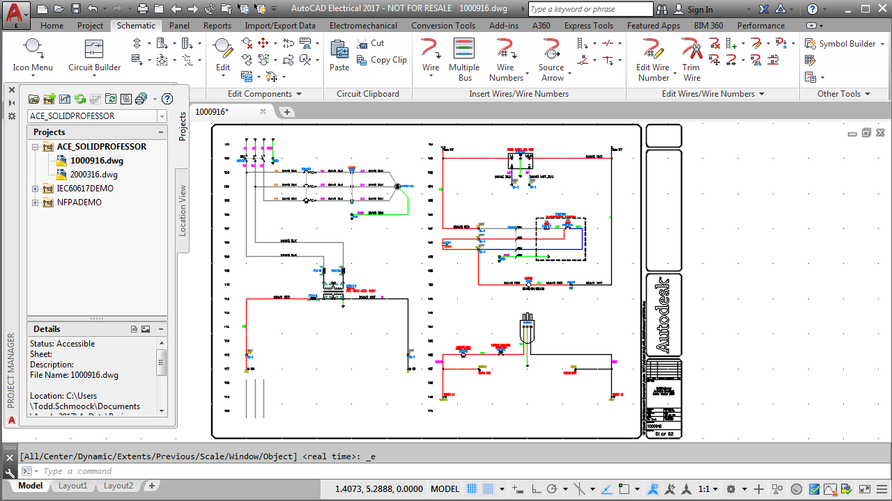 Cheap Skills - Learning Autodesk Autocad Electrical Software