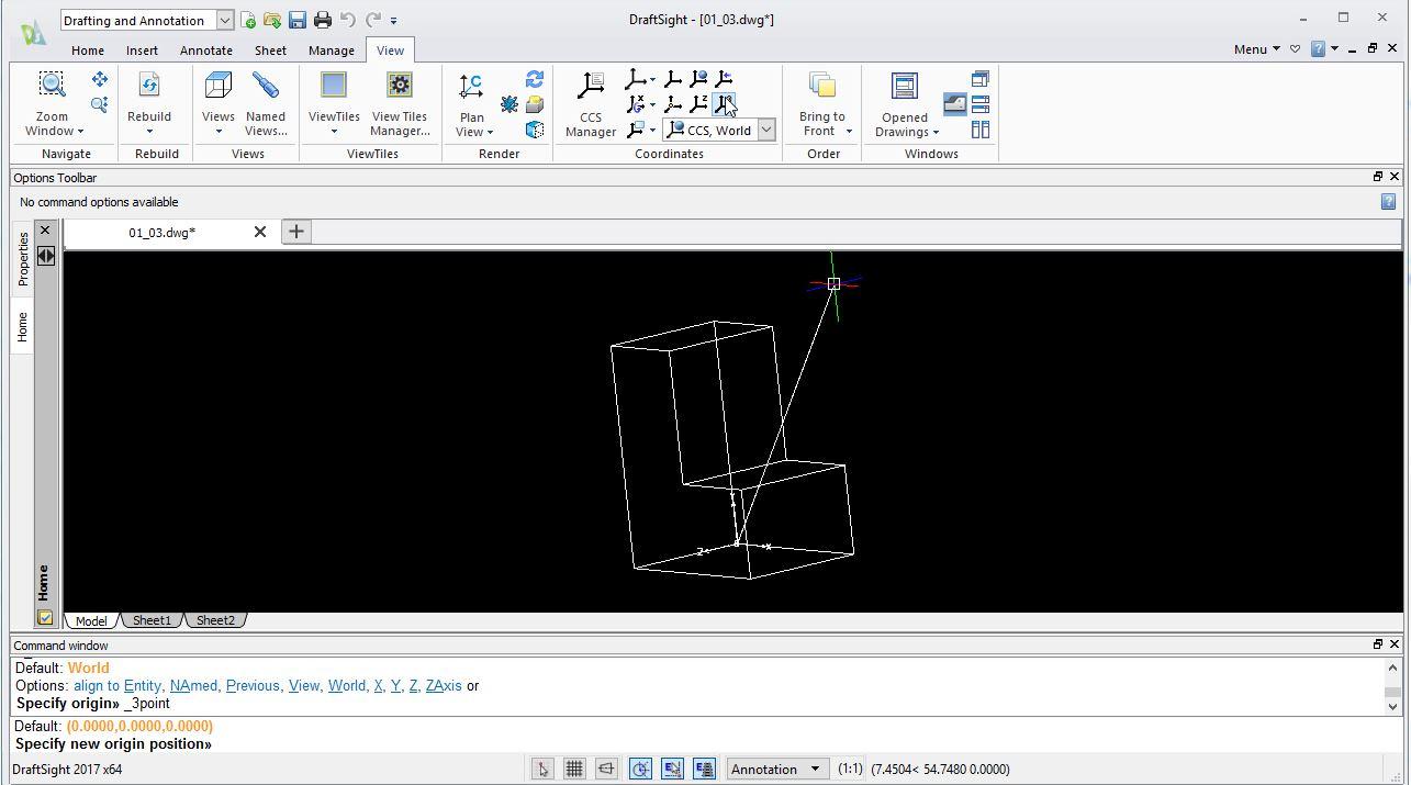 SolidProfessor   DraftSight for AutoCAD Training Course