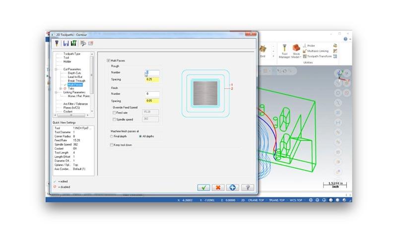SolidProfessor | Mastercam Mill 2D Inbox Learning | Free video