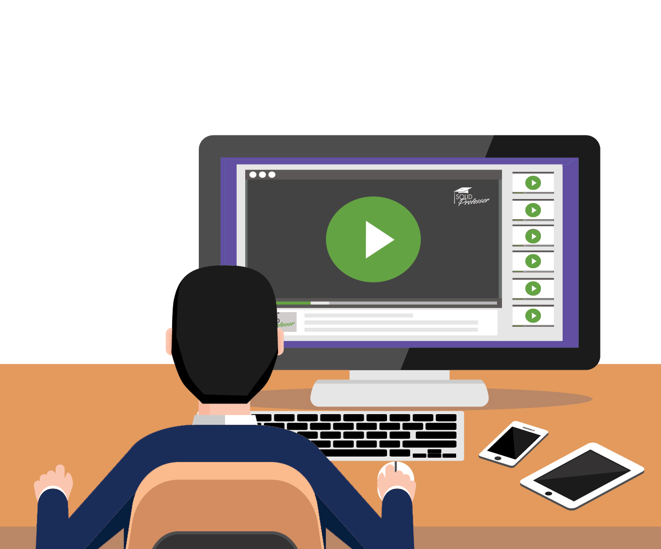 How you can integrate digital learning courses into your workday