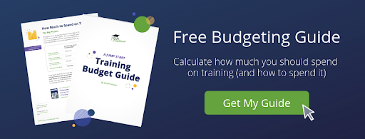 Free Training Budget Guide