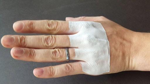 3D-Printed Bandages
