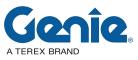 Genie Terex logo