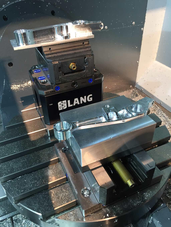 Control arm CNC
