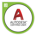AutoCAD Certified User