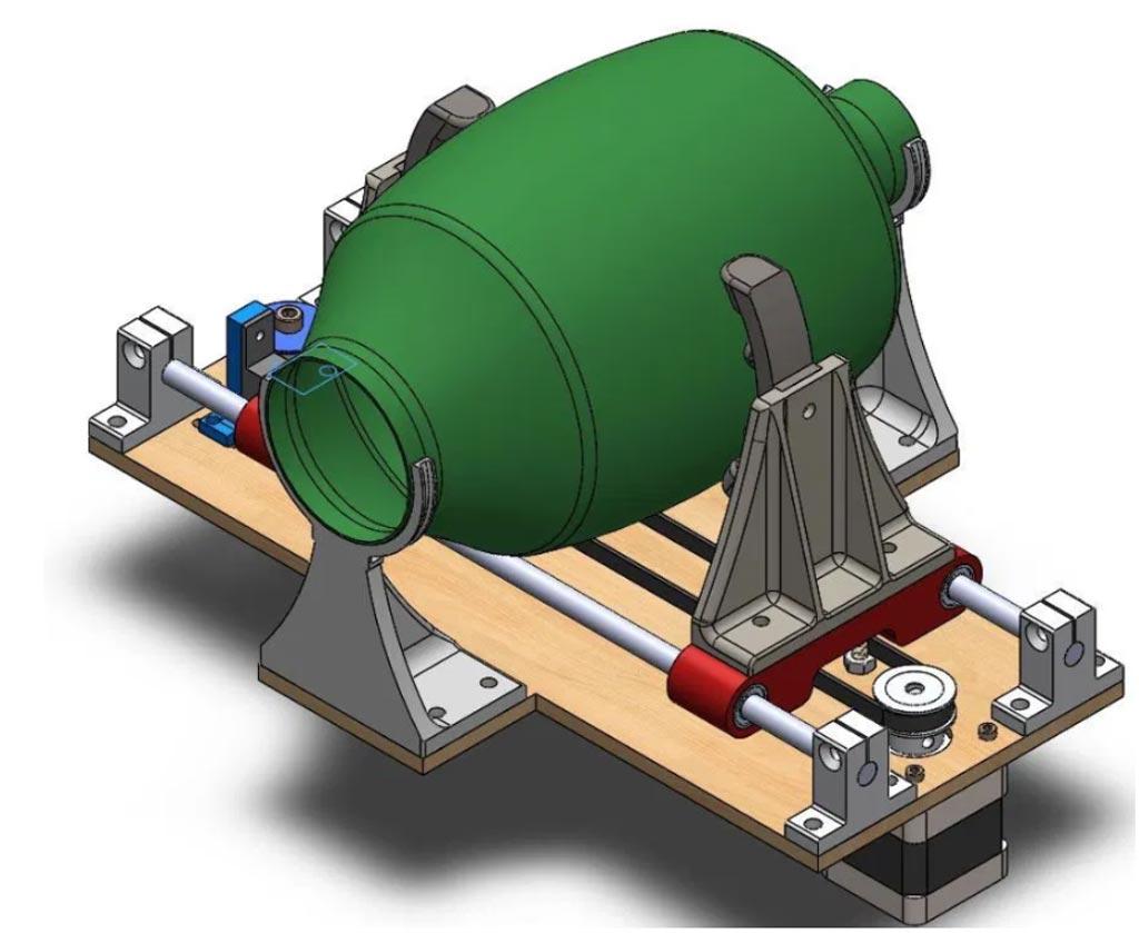 3d printed ventilator design