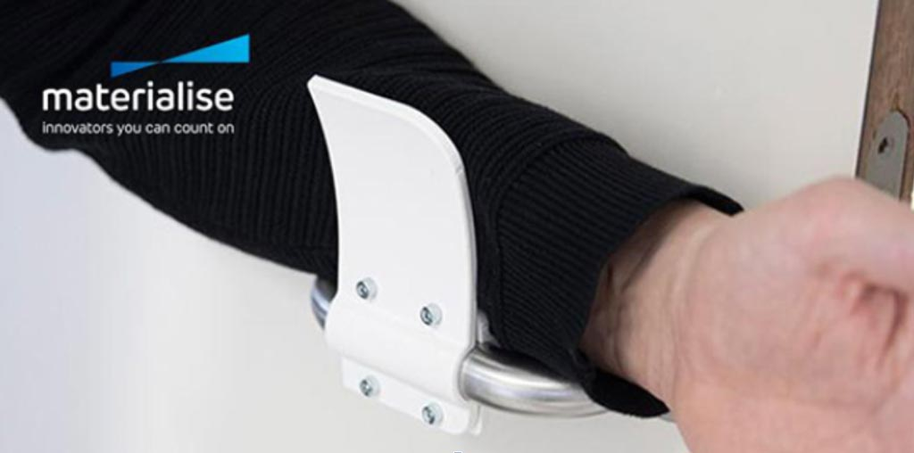 3d printed hands-free door opener