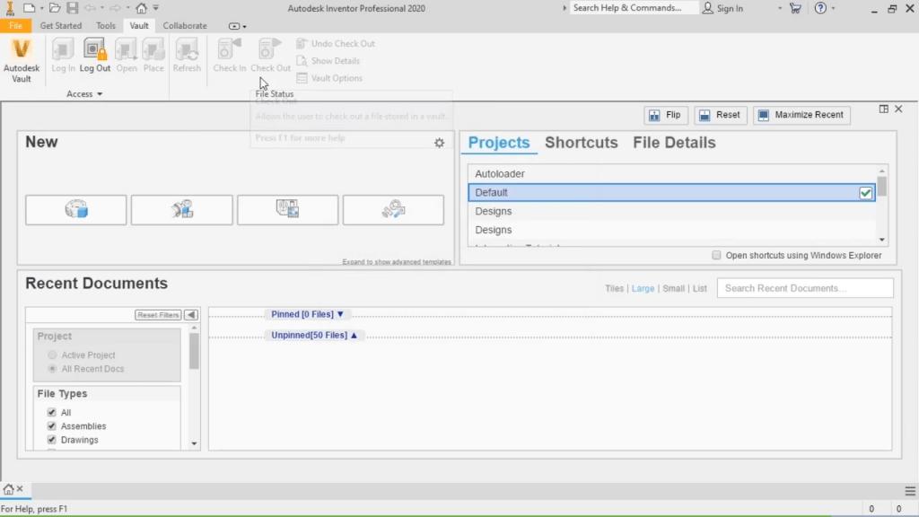 Autodesk Vault Add-in