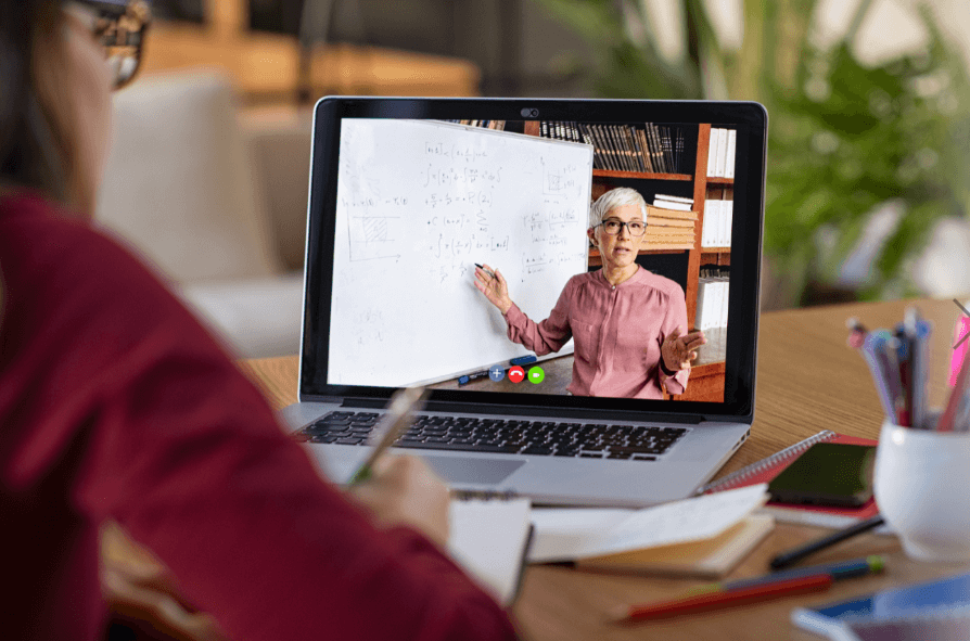 student distance learning