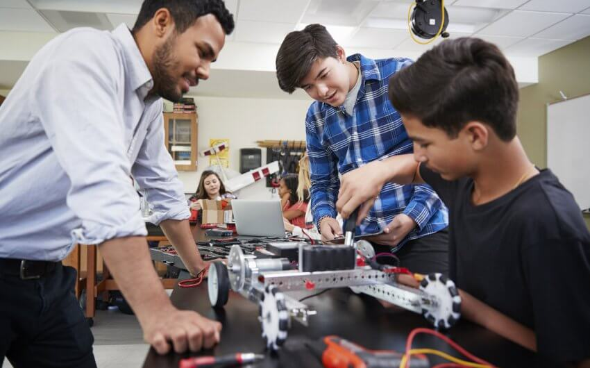teching the engineering design process